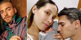 ¡Un arete! Maluma y su muy particular regalo a un bebé