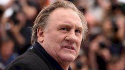 El actor Gérard Depardieu también enfrenta un cargo por agresión sexual