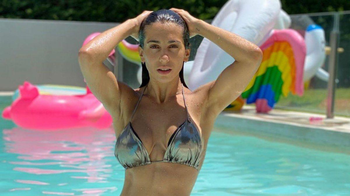 Nicole Neumann le respondió a Cinthia Fernández