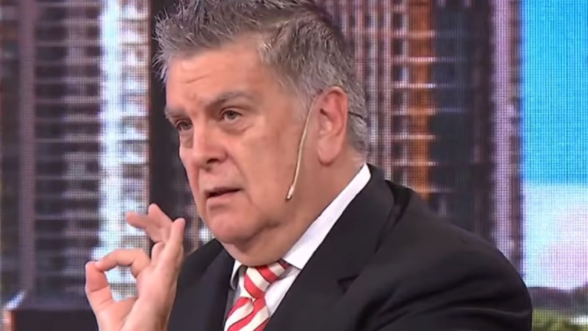 Luis Ventura habló de la posibilidad de escribir un libro de Intrusos