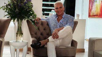 Flavio Mendoza y su situación con el teatro