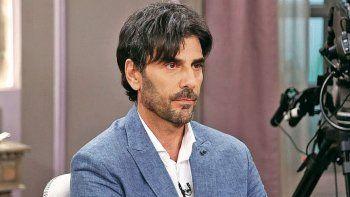 Juan Darthés quiere volver a la Argentina