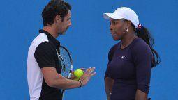 ¡Va en serio! Serena Williams se prepara con todo para el US Open