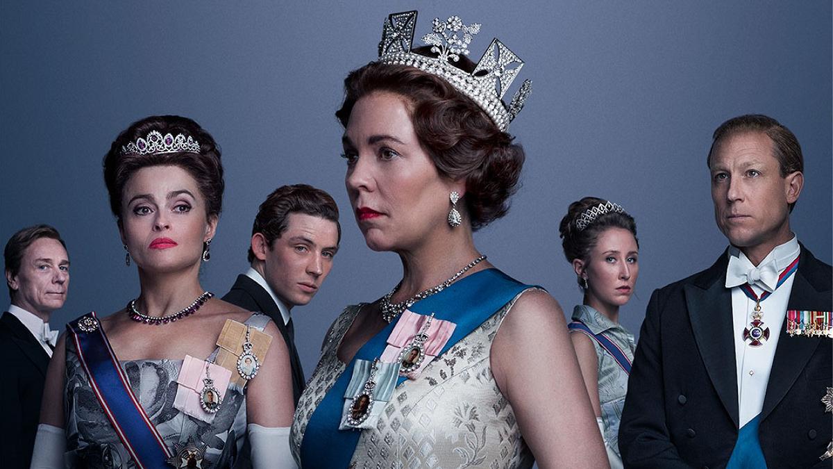 Netflix presentó el primer adelanto de la nueva temporada de The Crown