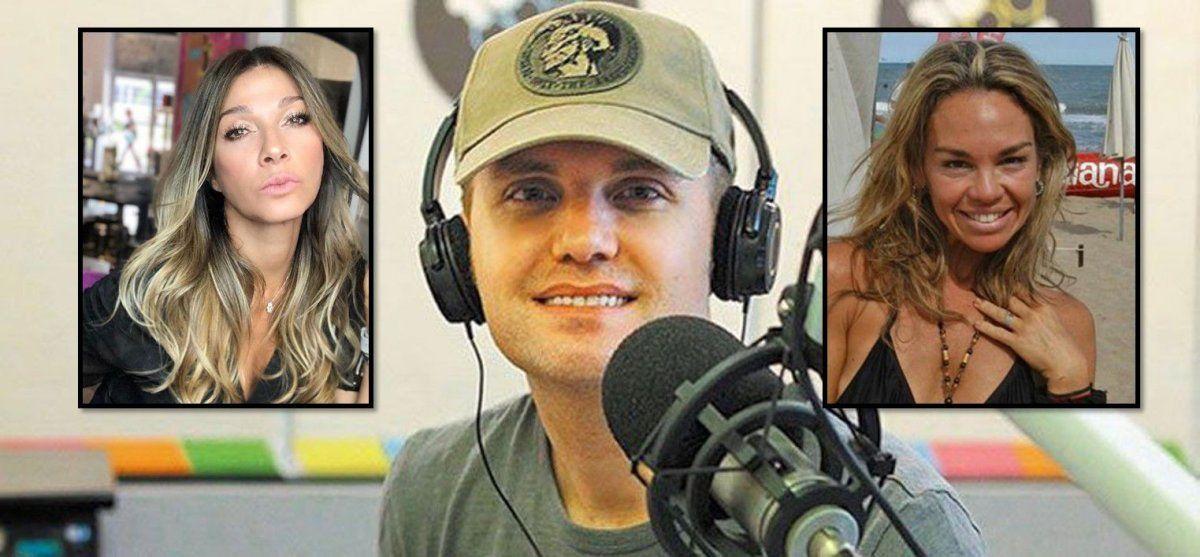 ¿Quiénes reemplazarán a Lizy Tagliani en el programa radial de Del Moro?