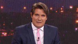 El conductor de América TV, Guillermo Andino se mostró muy preocupado por la situación actual del país y por la posible emigración de su hija de 20 años.
