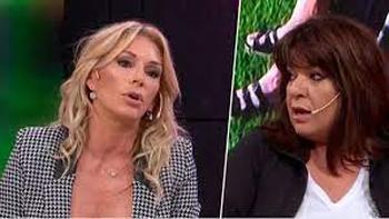 Andrea Taboada cruzó a Yanina Latorre