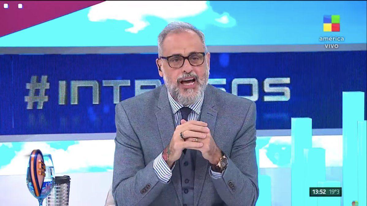 Jorge Rial habló de su pelea con la producción de Intrusos