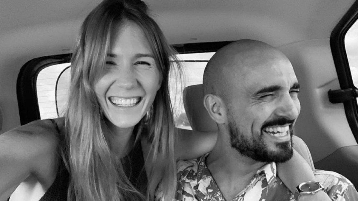 Abel Pintos tuvo un romance con María Carámbula