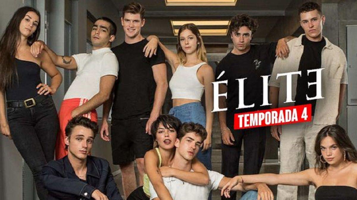 Paralizan grabaciones de la cuarta temporada de Élite tras un contagio de Covid-19 en el elenco