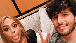 Sebastián Yatra y Danna Paola ocultan una foto juntos