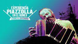 Experiencia Piazzolla se celebrará este sábado en el CC Konex
