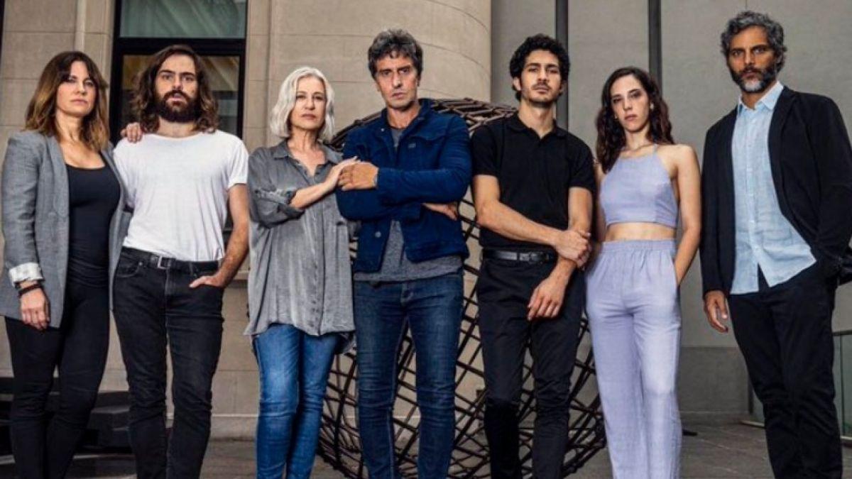 Diego Peretti es el protagonista de la serie El Reino que transmitirá Netflix desde el 13 de agosto