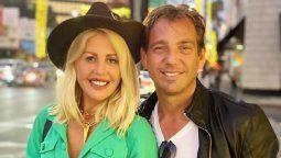 Barbie Simons habló de la salud de su novio, Maximiliano Klevelich