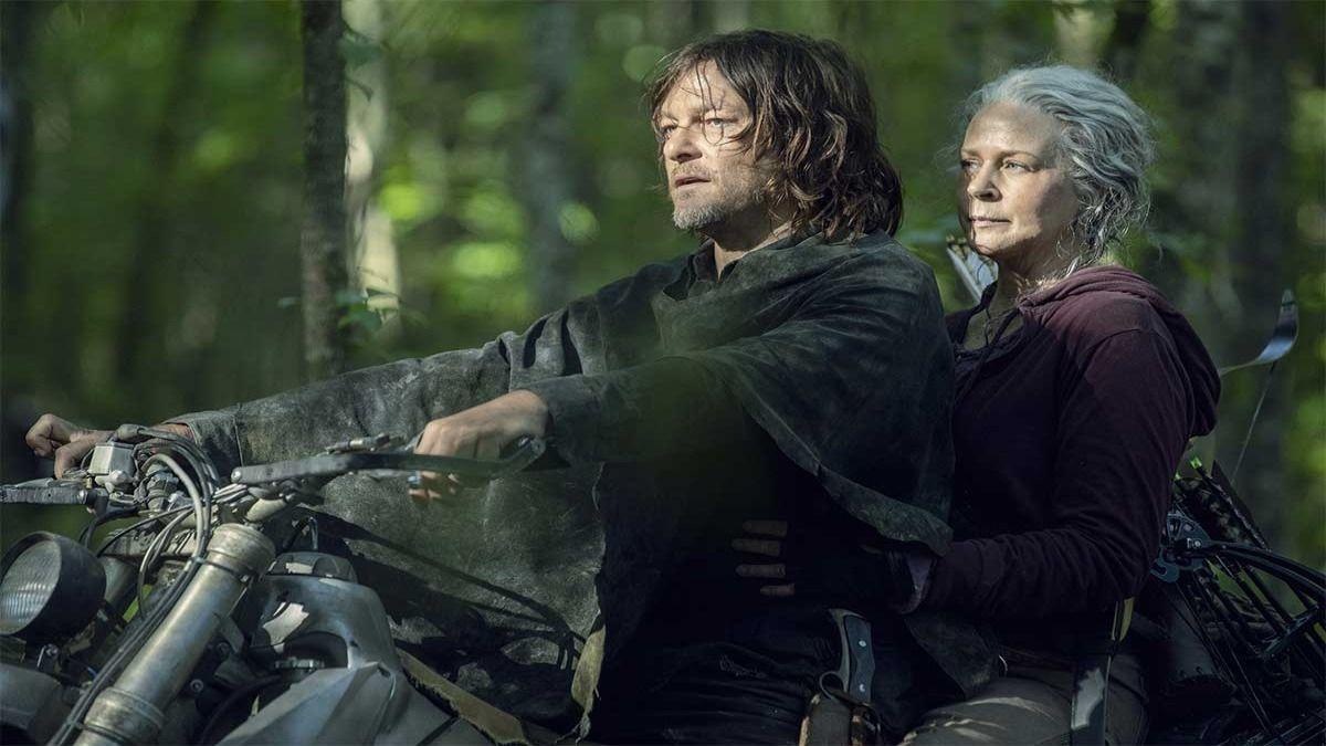 La decima temporada de la serie The Walking Dead se estrenará el próximo lunes