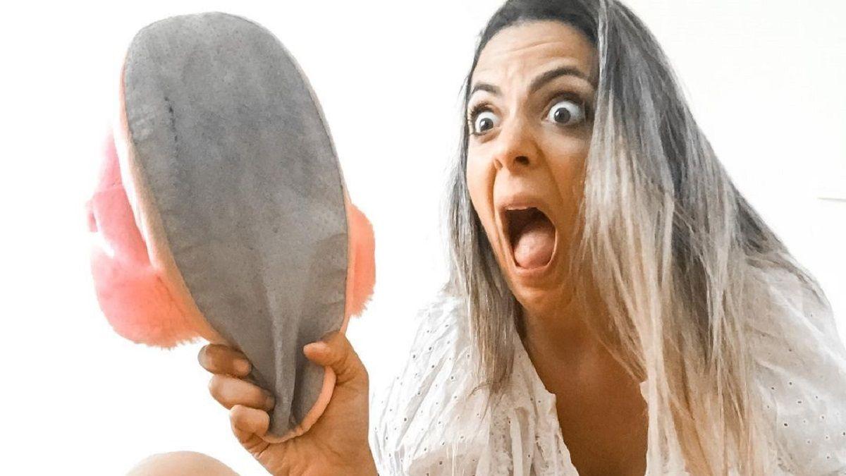La reacción de Belu Lucius tras ser criticada en redes sociales