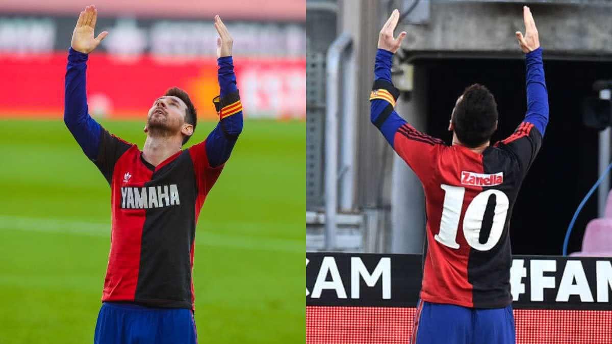 ¡No lo perdonaron! Lionel Messi fue multado por homenajear a Diego Maradona
