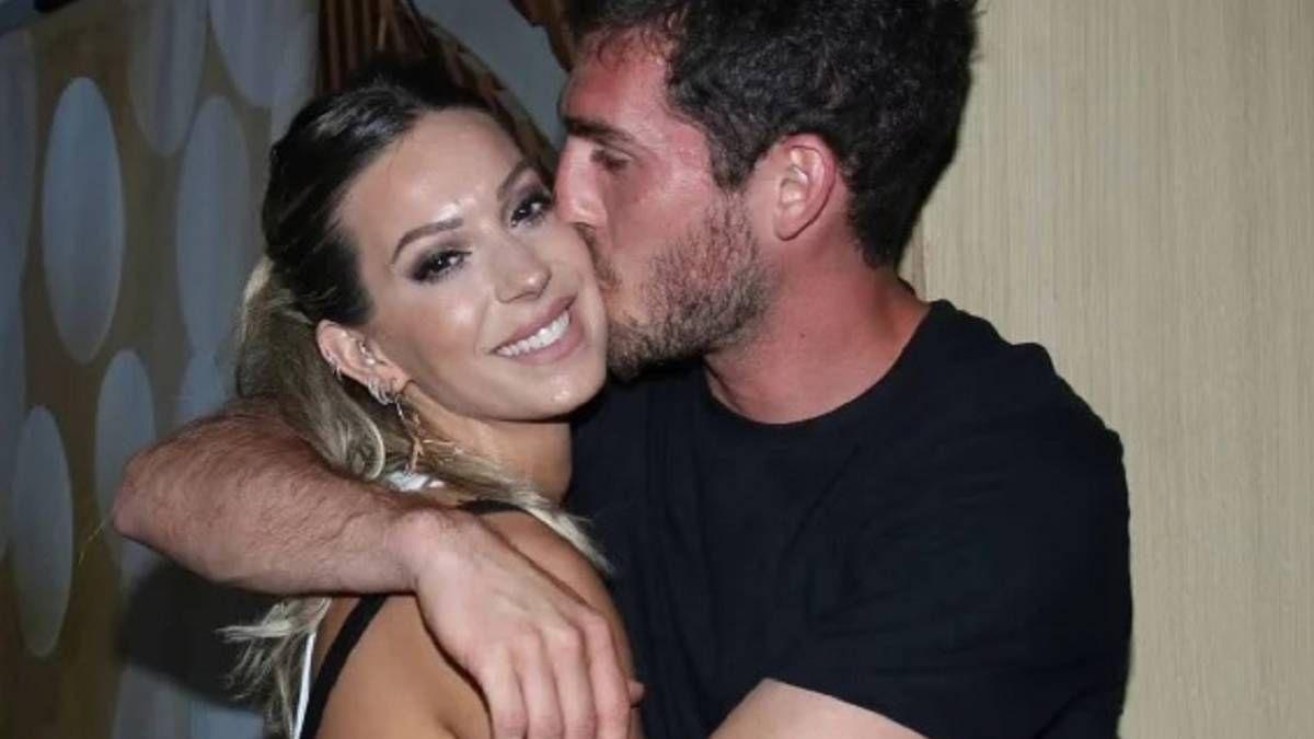 Noelia y su novio