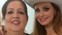 Gaby Spanic llora la muerte de su madre