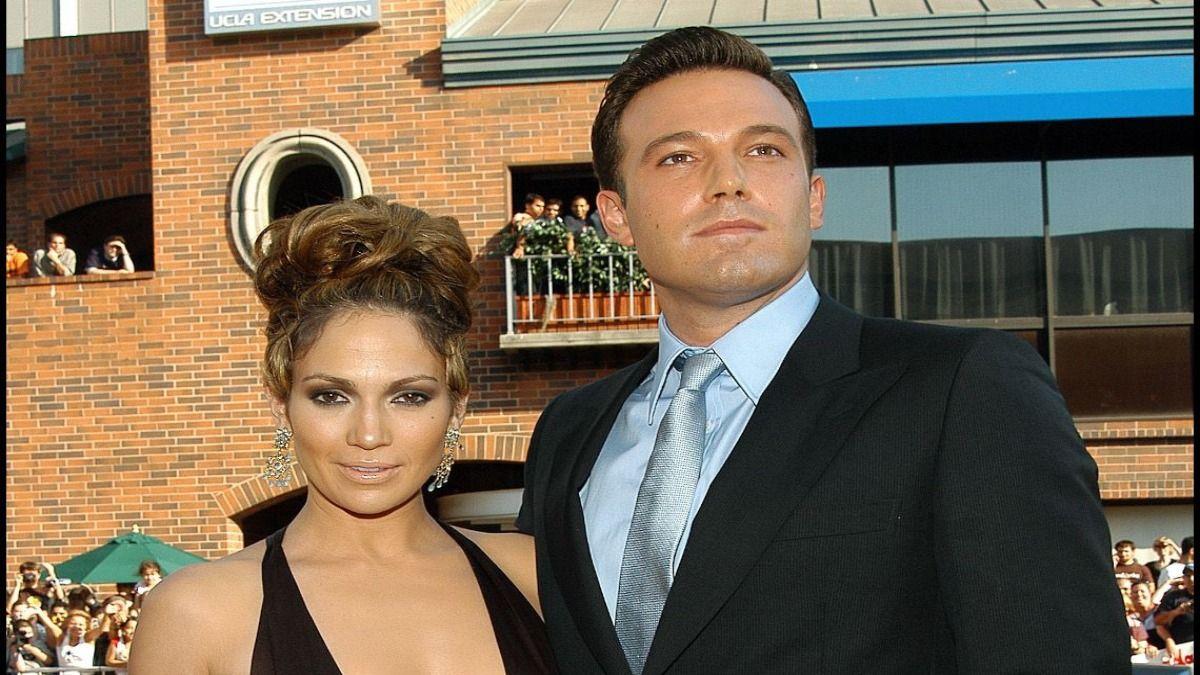 Jennifer López y Ben Affleck se separaron en 2004