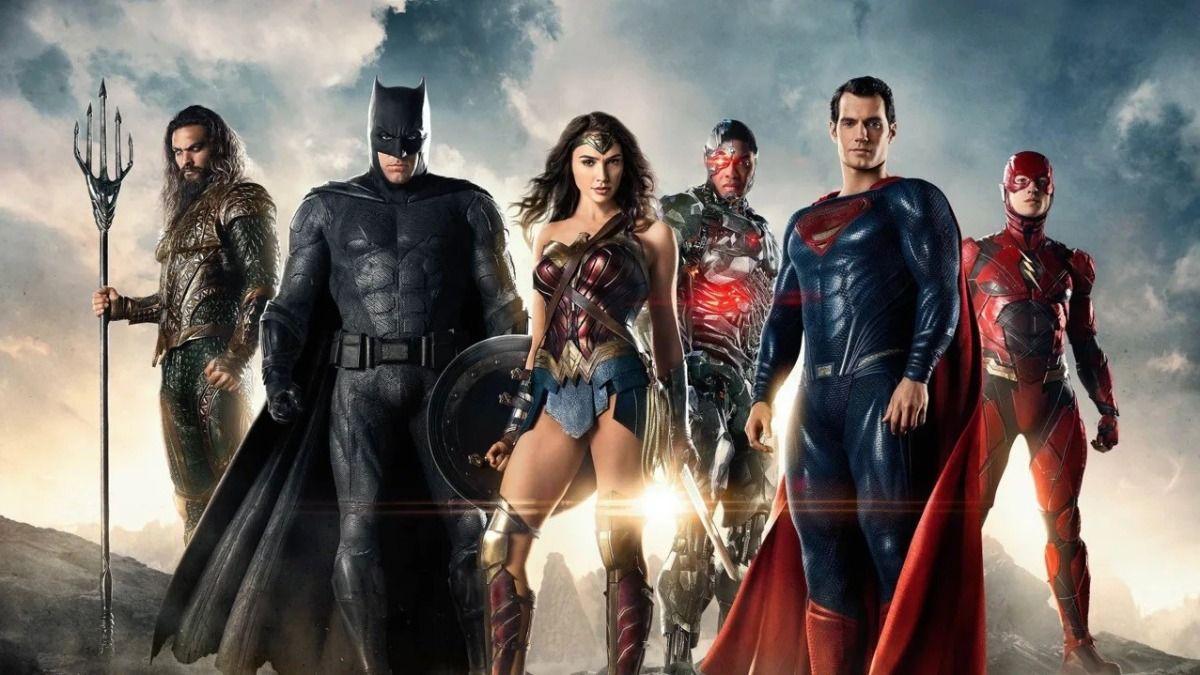 La Liga de la justicia de Zack Snyder se estrenará el próximo 18 de abril en la plataforma de HBO