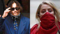 Johnny Depp negó haber maltratado a Amber Heard cuando perdió 650 millones de dólares