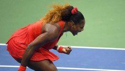 ¡Histórica! Serena Williams rompe récord de victorias en el US Open