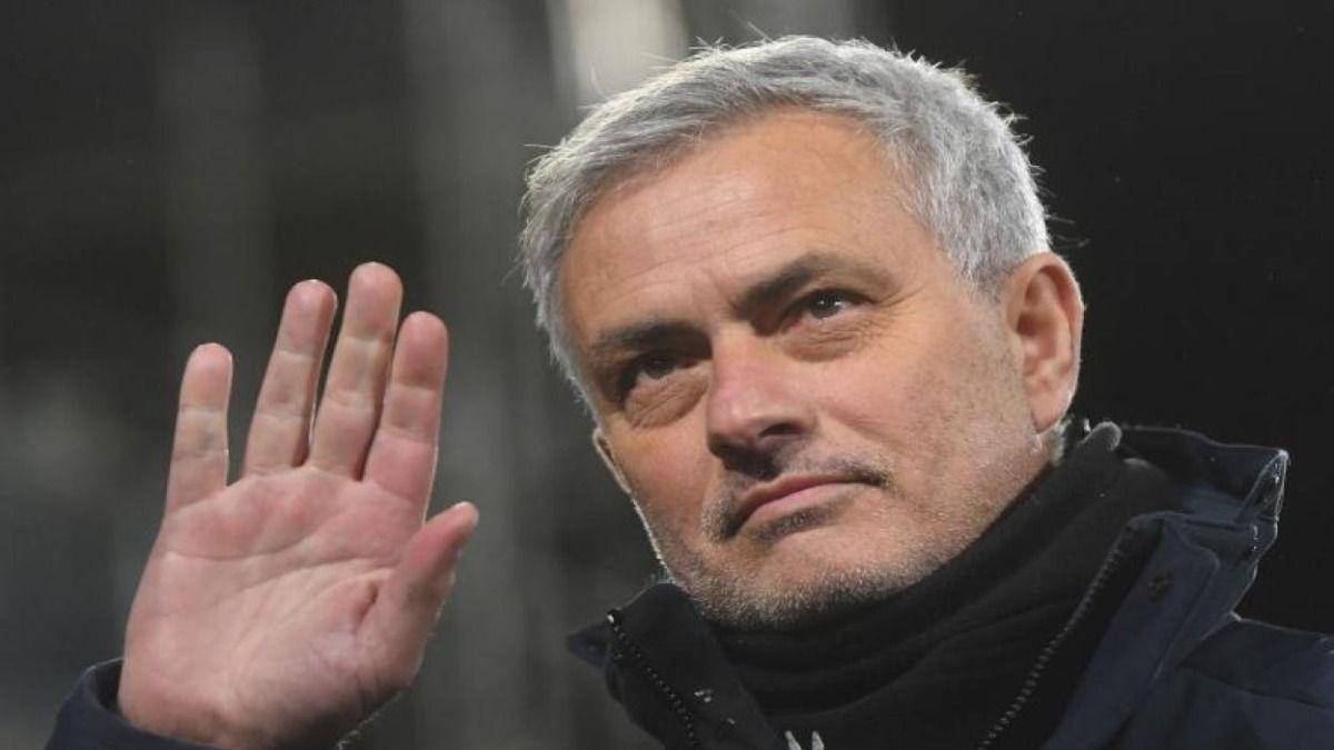 José Mourinho llegó al Tottenham en 2019