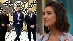 La actriz Andrea Rincón estalló con el jurado de Masterchef