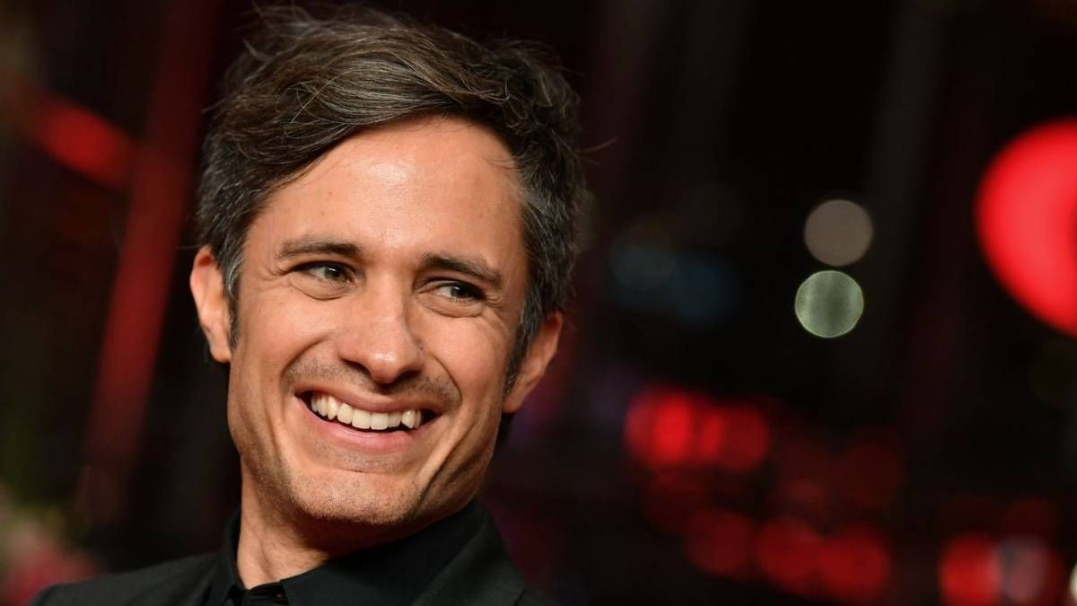 ¡Un honor! Gael García Bernal