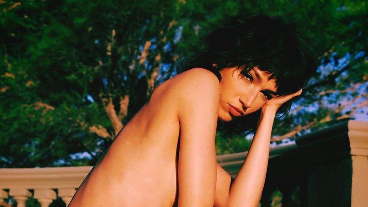 Úrsula Corberó muestra en Instagram su mirada más sexy
