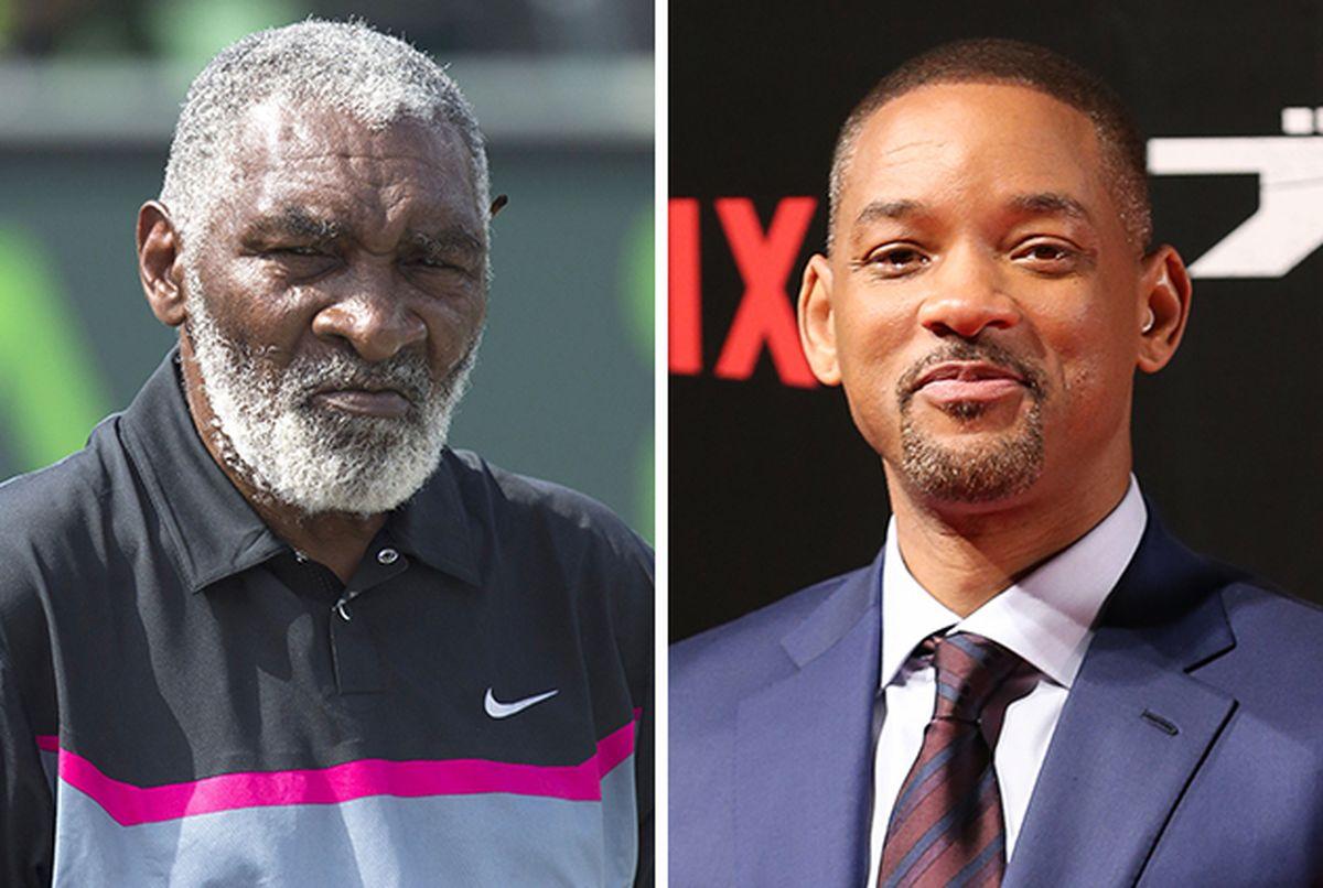 ¡Cine! Will Smith será el padre de Serena y Venus Williams