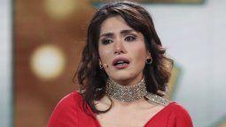 Miriam Saavedra recibió en directo la errada noticia de que su padre había muerto