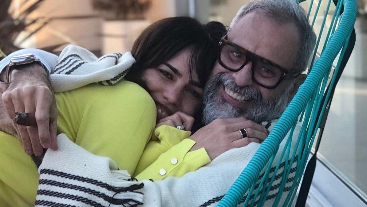 Romina Pereiro contó cómo está Jorge Rial tras la cancelación de TV Nostra