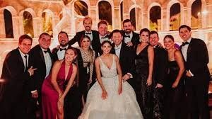 La boda del actor Armando Torrea generó una ola de contagios de Covid-19
