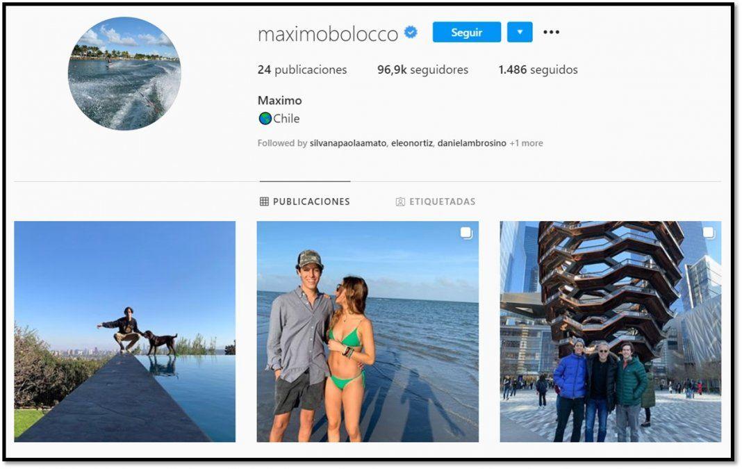 Máximo Bolocco se sacó el apellido; Calu Rivero se revuelca con chanchos; una pareja volvió y se separó de nuevo