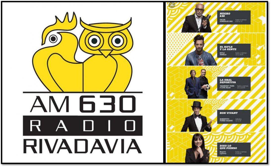 La verdad del pedido de quiebra a Radio Rivadavia, y la situación de sus figuras