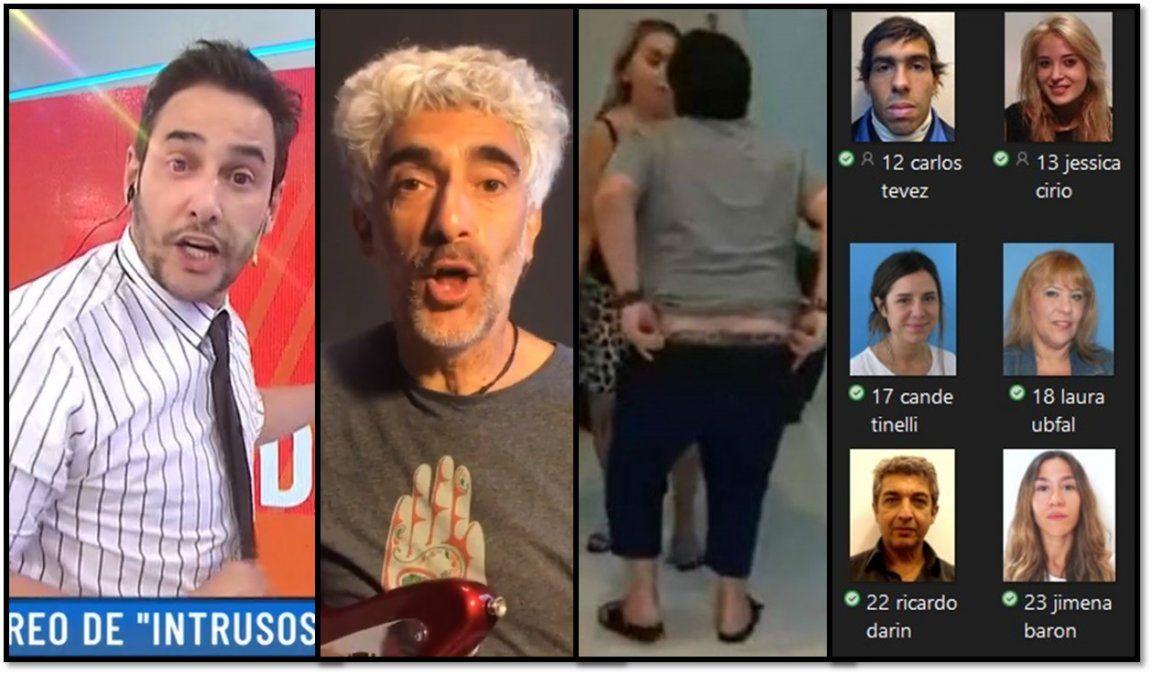 Posca entangado y el misterio del video de Maradona