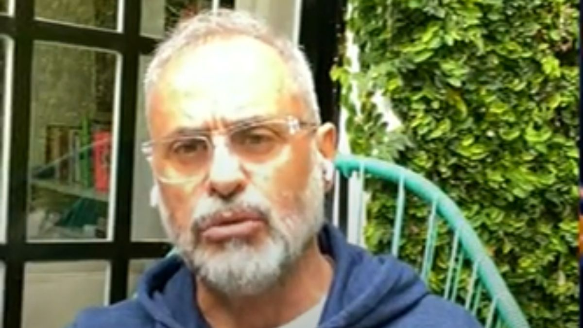 Jorge Rial estuvo a punto de entrar a quirófano tras sufrir una molestia en el pecho