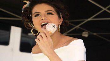 ¿Heladera? Selena Gómez estrena canción y nueva receta
