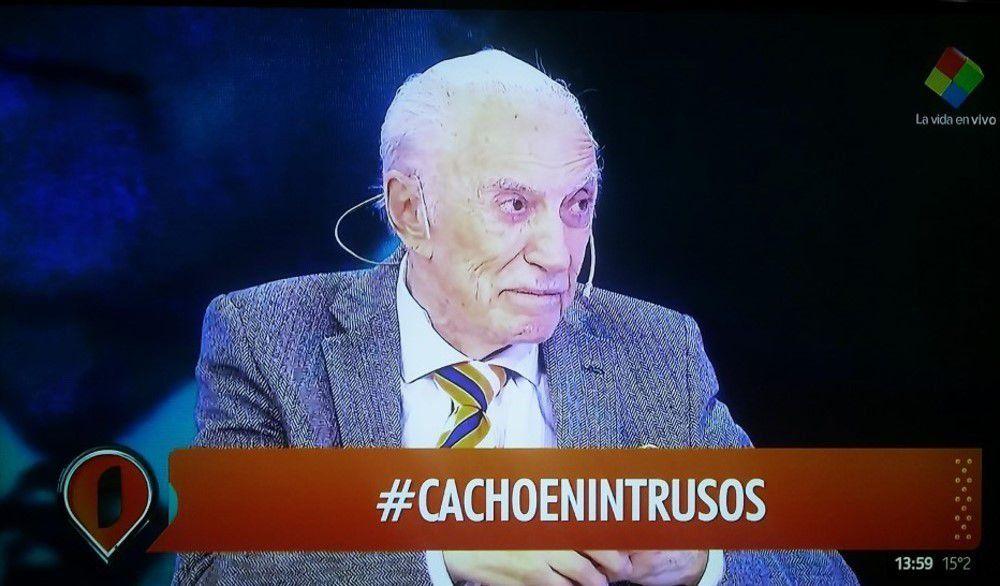 Cacho Fontana y una dura confesión sobre la droga: Yo consumí