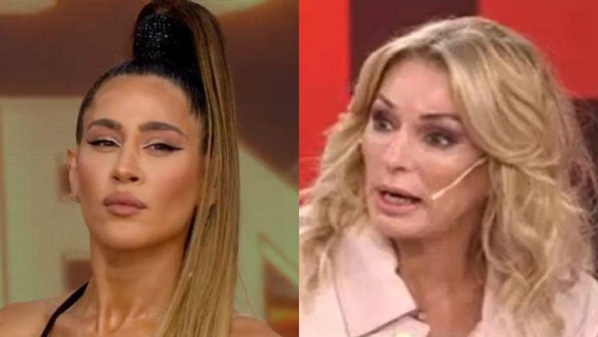 Yanina Latorre acusó a Jimena Barón de copiar a Moria Casán