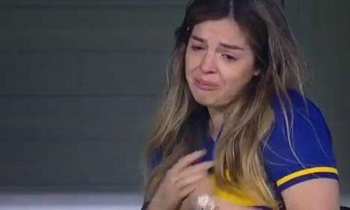 Dalma Maradona explotó en busca de Justicia