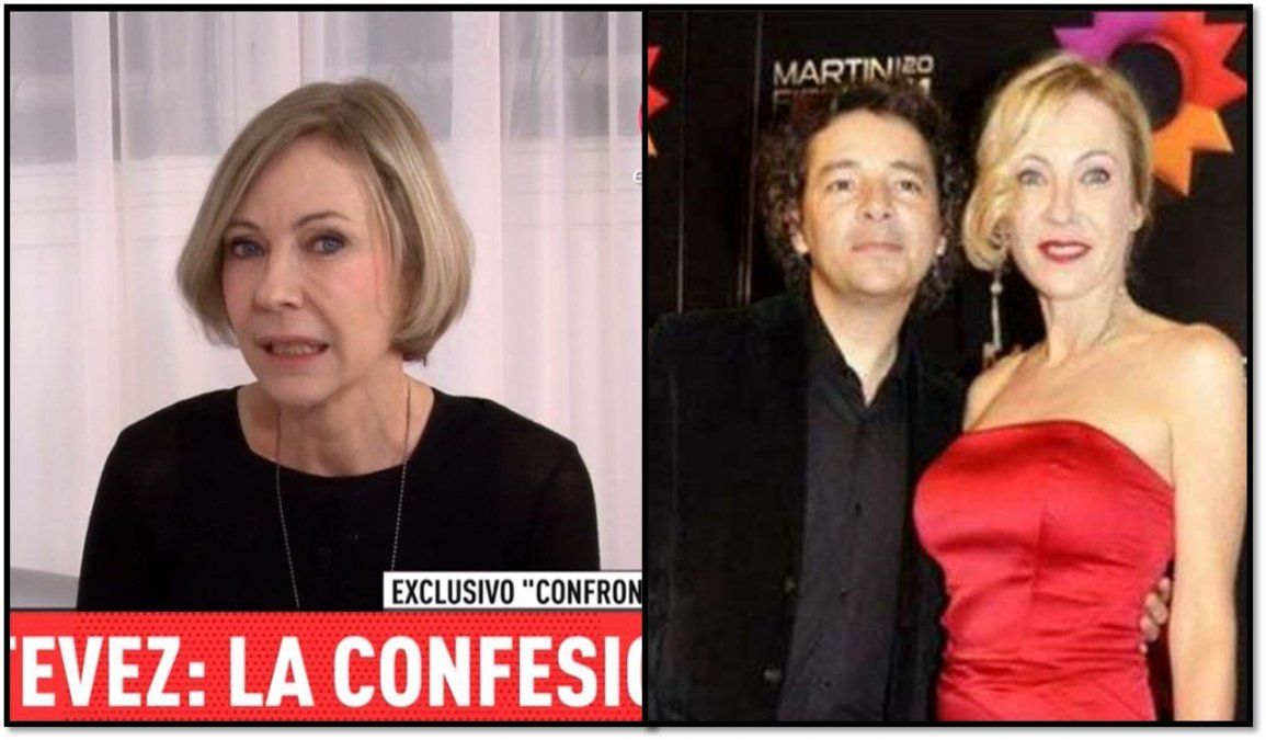 Inés Estévez habló por primera vez de su relación con Fabián Vena después de separarse: Quise ser su amiga pero no lo logré