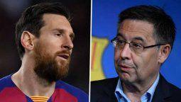 ¿Habrá reunión? Bartomeu querría hablar con Messi hoy mismo