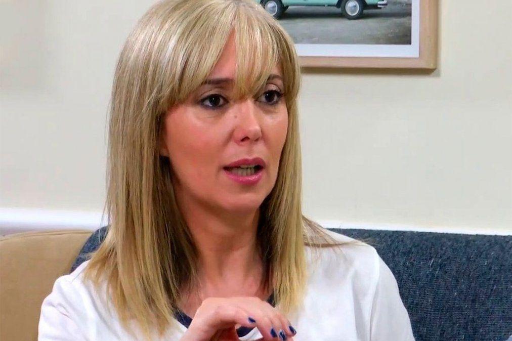 Marisa Brel habló de su separación con Carlos Evaristo
