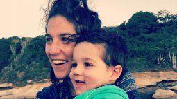 Juana Repetto contó como lleva su segundo embarazo