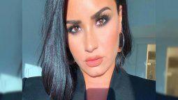 ¡Lo que faltaba! Demi Lovato ha tenido contacto extraterrestre