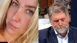 La supuesta amante de Horacio Cabak apuntó contra su mujer