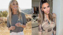 ¡Contenta! Kim Kardashian recibe un obsequio de Gwyneth Paltrow